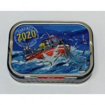 Sardines huile d'olive - Millésime 2020