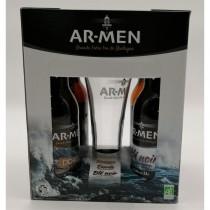 Coffret de Bières Ar-Men +...