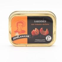 Sardines aux tomates séchées