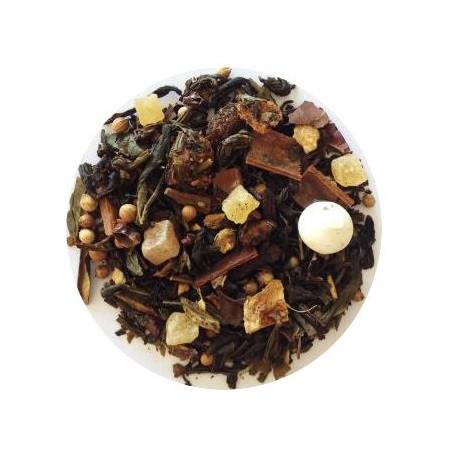 Punch au Rhum Vieux Caramel Vanille - Breiz'Ile