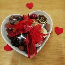 "Coeur ""Assortiment de Chocolat larnicol"""