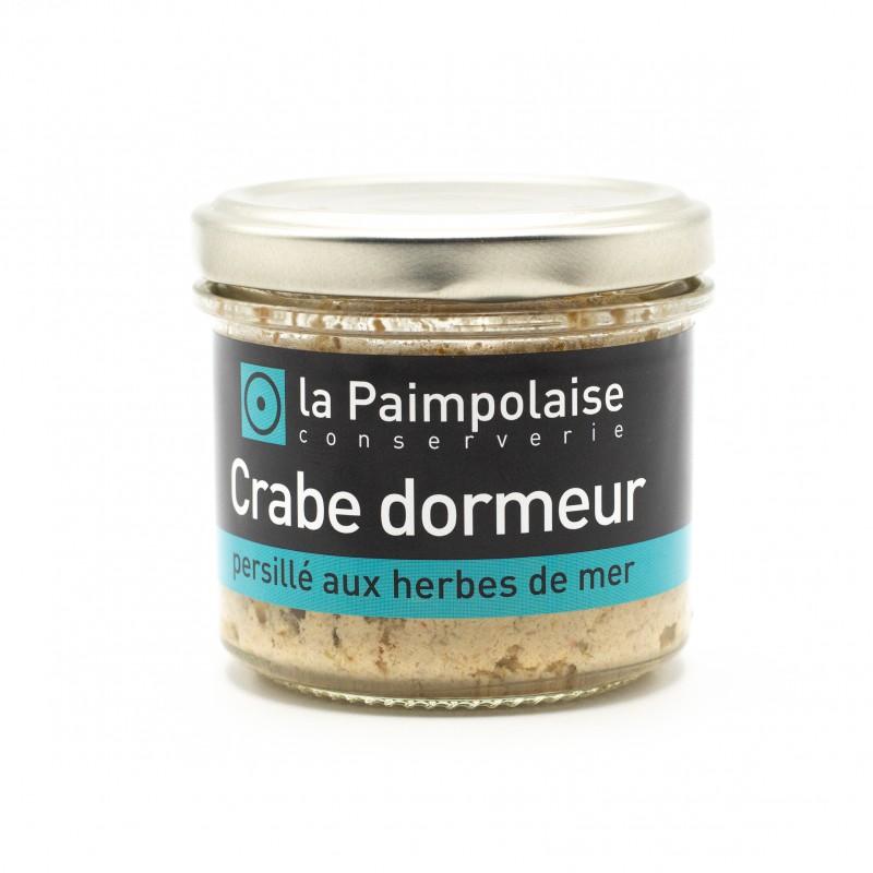 Rillette de Crabe Dormeur - La Paimpolaise
