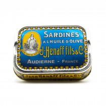 "Sardines ""collector AUDIERNE"" Hénaff Pouldreuzic"
