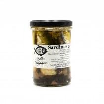 Sardines de SAINT GUE - Océane Alimentaire St Guénolé