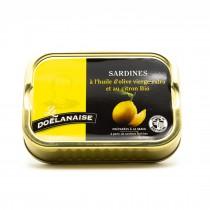 Sardines à l'huile d'olive...