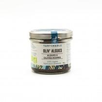 Tartinable aux Olives noires et Algues marines