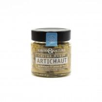 Caviar Marin Artichaut de Bretagne et Laitue de mer