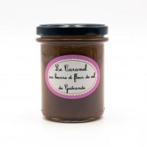 Crème de caramel au beurre et fleur de sel de Guérande