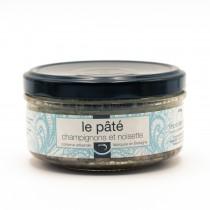 Pâté Breton Champignons  noisettes