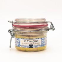Foie gras de canard entier à la fine Bretagne - Secret de Famille Chateauneuf