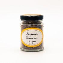 Apicius - saveurs pour foie gras- l'Atelier des saveurs Bénodet