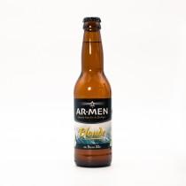 Bière Ar-Men Blonde BIO