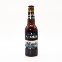 Bière Ar-Men Ambrée blé noir BIO