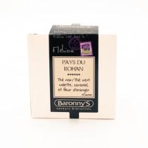Thé noir - Thé vert - PAYS DU ROHAN - Baronny's