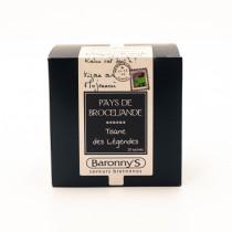 "Tisane des Légendes ""PAYS DE BROCELIANDE"" Baronny's"