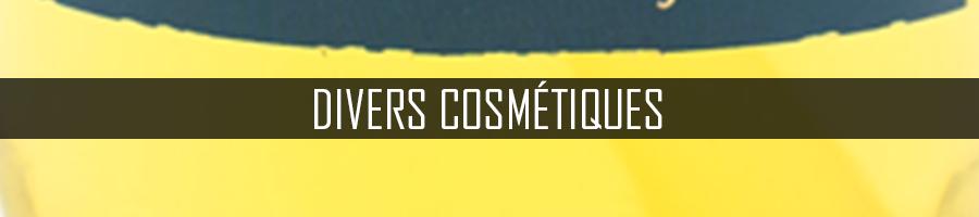 Divers Cosmétiques