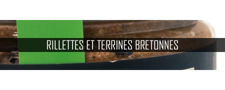 Rillettes et Terrines Bretonnes