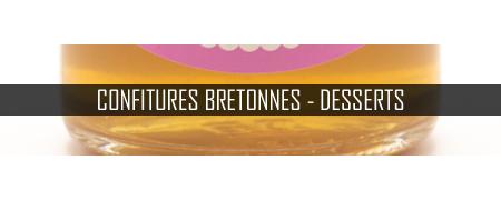 Confitures Bretonnes - Desserts