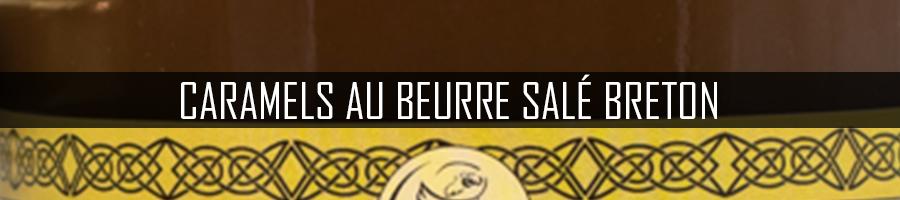 Caramels au beurre salé Breton