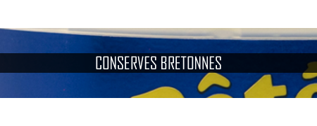 Conserves Bretonnes