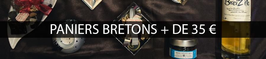 Paniers Bretons + de 35 €